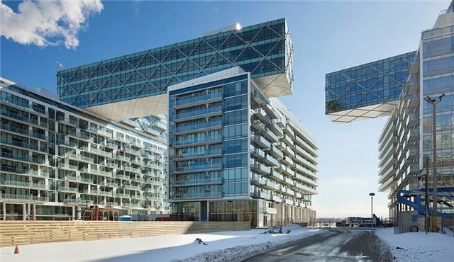 就是盖得这麼任性!多伦多市中心湖景公寓 Pier 27