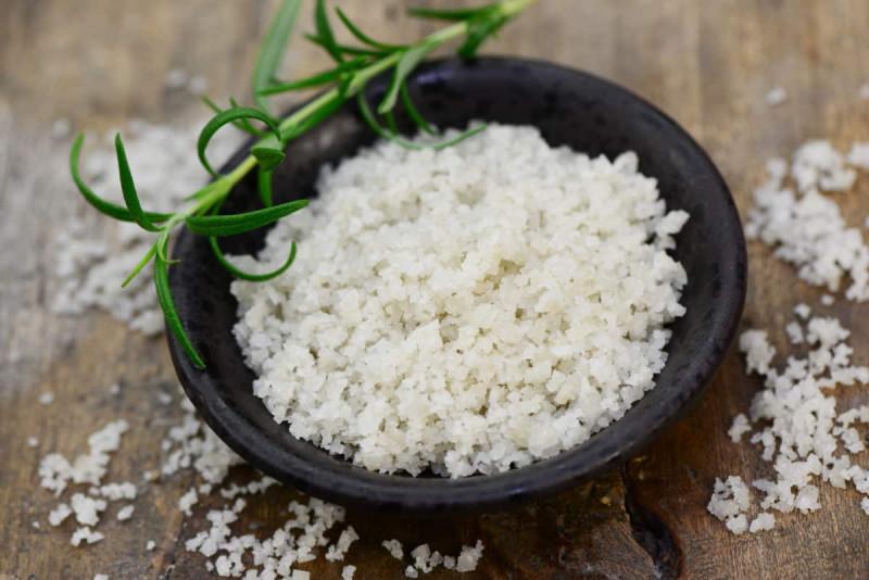 能引出食材最大美味的秘密武器 鹽之花 Fleur de sel
