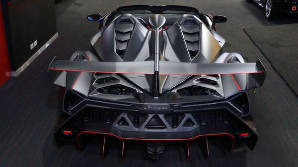 迷人毒藥Lamborghini Veneno