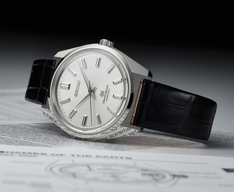 GRAND SEIKO腕錶外觀有哪些特徵