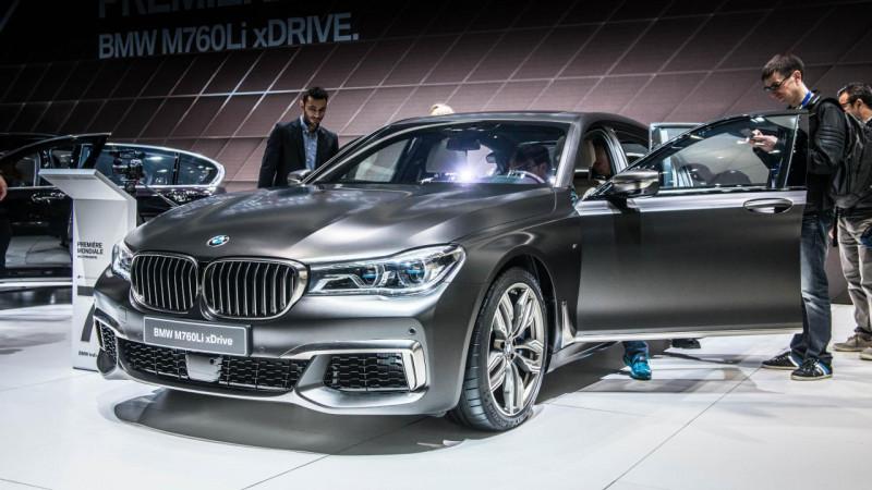 跟上法规脚步 BMW M3、M760Li xDrive 产线提早告终