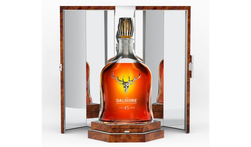 高年份酒款的極致禮讚!大摩45年單一麥芽威士忌全球首發