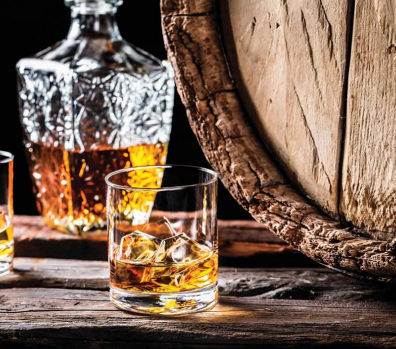 干邑和威士忌的差别