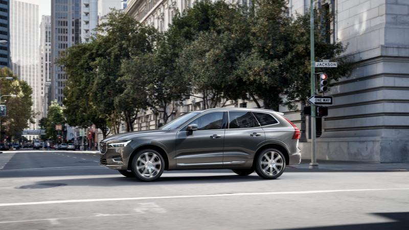 Volvo XC60矚目不斷 獲2018 WCOTY世界年度風雲車