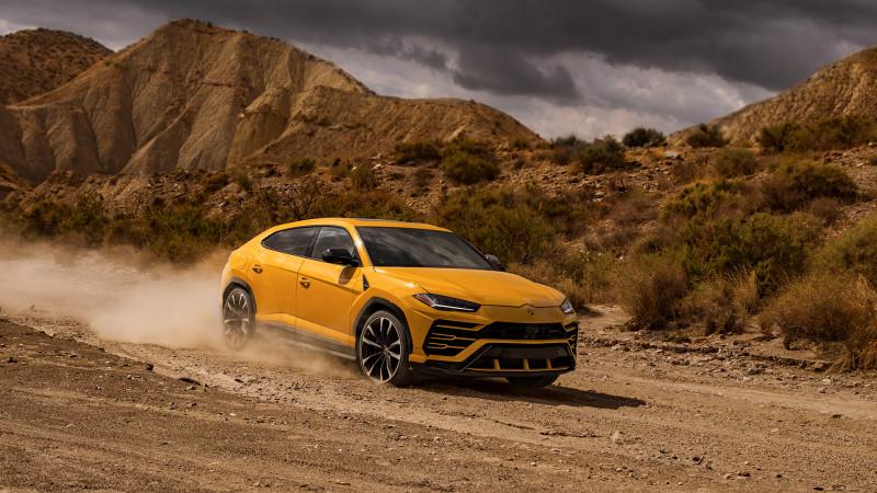 Lamborghini Urus预计2018年上半开始交车