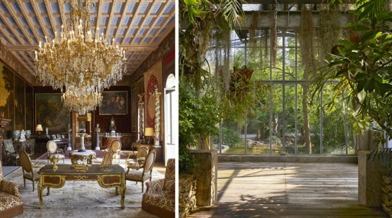 世界最高價!傳奇豪宅「雪松別墅」