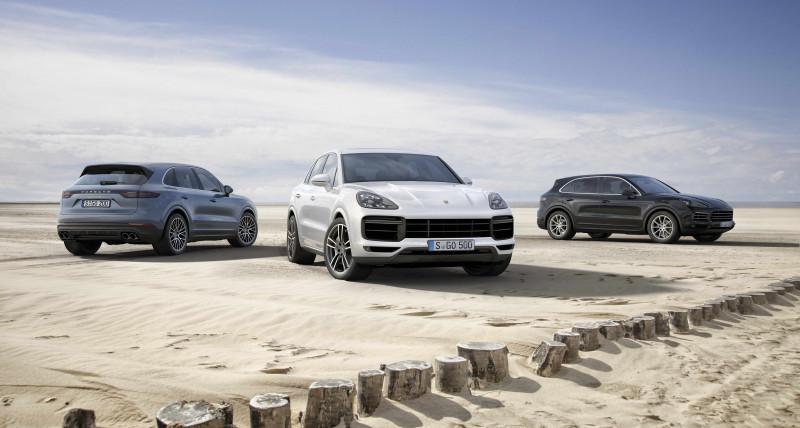 第叁代Porsche Cayenne推出3款车型 售价339.8万起