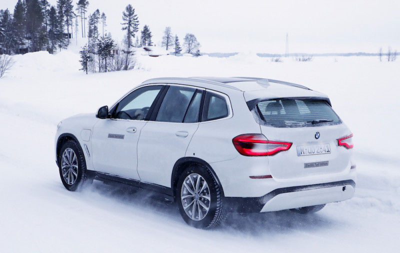 BMW iX3電動概念休旅擬將於北京車展發表