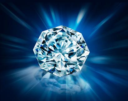 认识蓝色火焰钻石