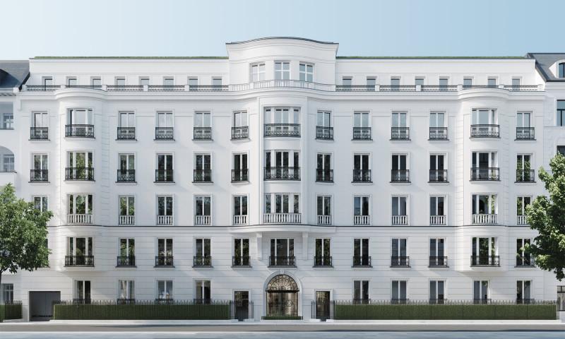德法混血的柏林豪宅 Eisenzahn 1