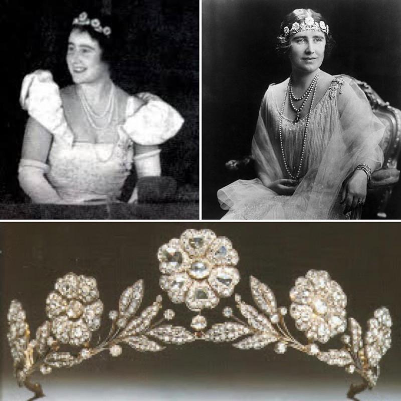 从英国王室婚礼 一探具纪念性的王冠