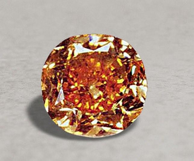 名字可爱又极其珍贵  欣赏罕见的南瓜钻石