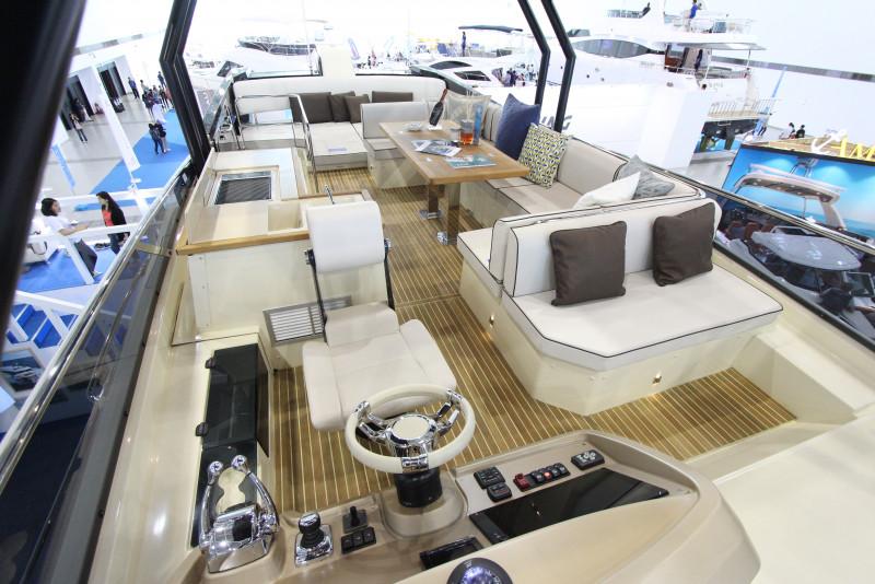 Beneteau游艇×Frette织品共创海上舒适疆域