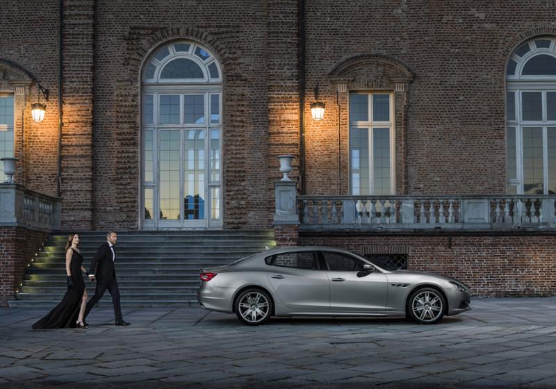 義式美學正裝車款 Maserati推出GranLusso Zegna Edition特別版