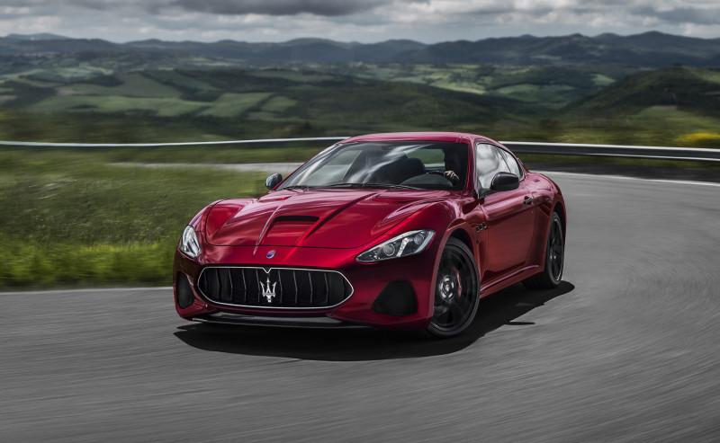 Maserati GranTurismo MC戰鬥版  838萬元起上市