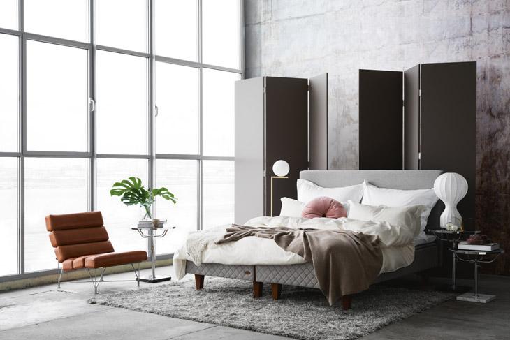 享受愜意奢华的枕边梦 瑞典高端寝具品牌DUXIANA