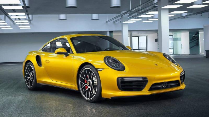 维持品牌吸引力 Porsche坚持德国制造