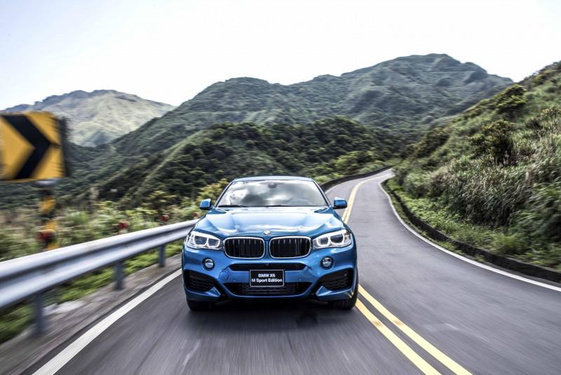 BMW X6 M Sport Edition 雙車型上市 加贈62.5萬元M款武裝