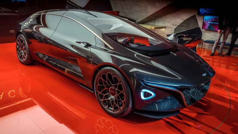 Aston Martin子品牌   Lagonda SUV预计2021年上市