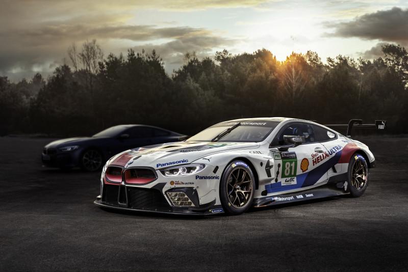 BMW 8 Series Coupe 官方宣布6月15日正式亮相