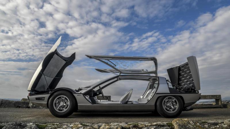 科幻移動溫室 Lamborghini Marzal Concept概念車