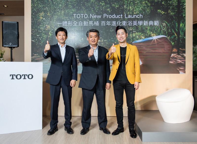 衛浴美學新典範 TOTO一體形全自動馬桶NEOREST NX正式上市