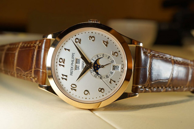 為什麼高級製錶都搭配皮錶帶?