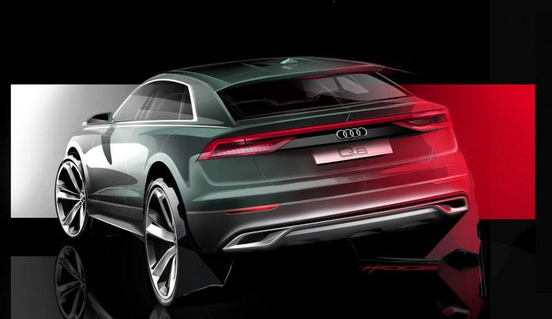 為全新跑旅造勢 釋放Audi Q8微電影輪番上映