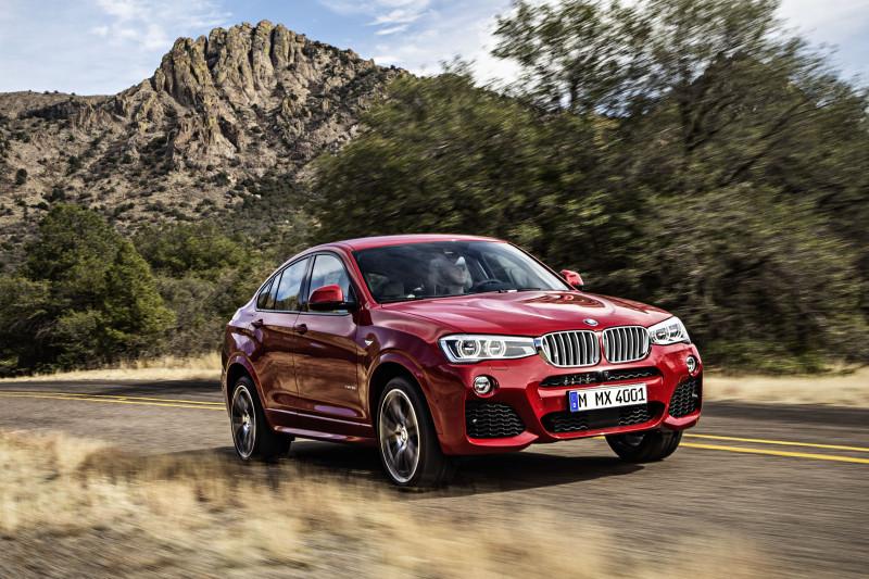 运动跑旅BMW X4 M Sport Edition  M劲化体验优惠放送