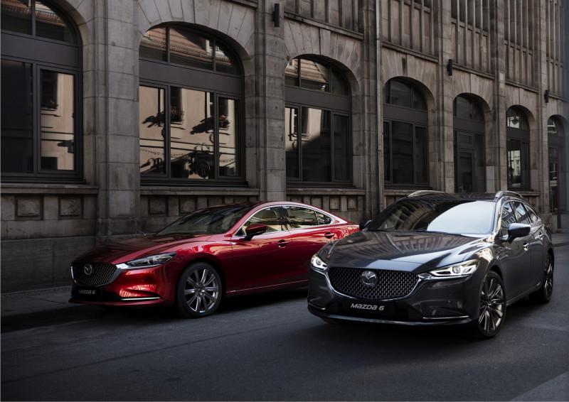 Takuminuri耀眼塗裝工藝 全新Mazda 6 新裝巡迴展出