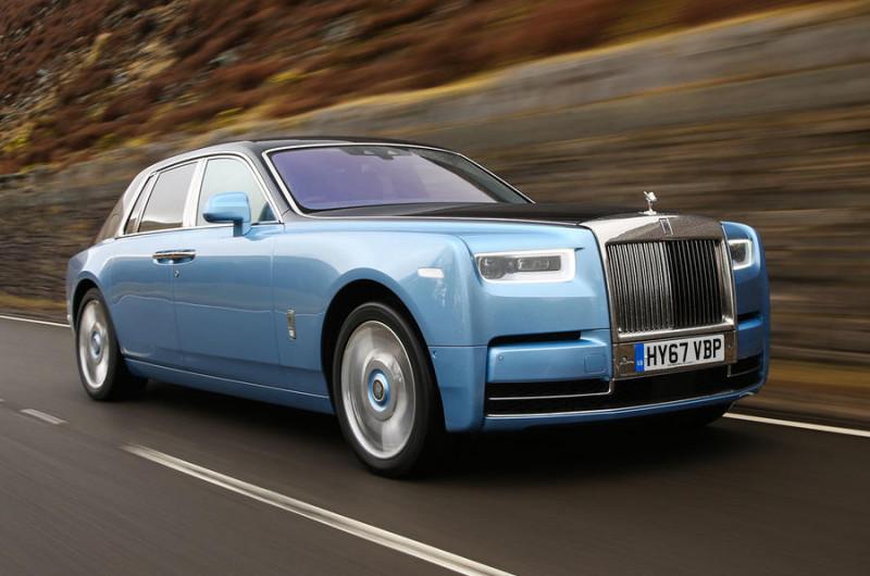 Rolls-Royce順應電動潮流 2040年前棄V12引擎