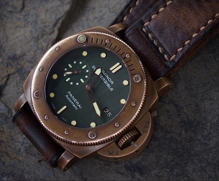 各種腕錶材質的缺點