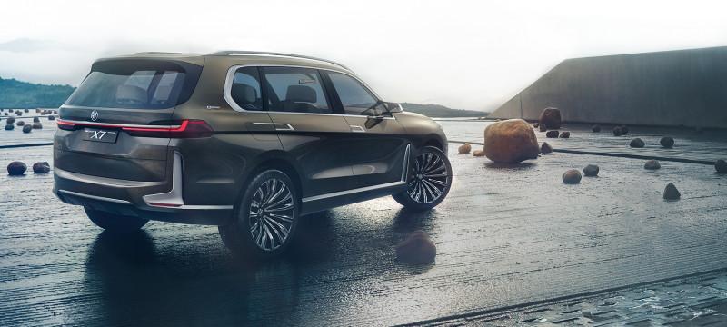 BMW的X年份 X5、X7進入倒數發表階段