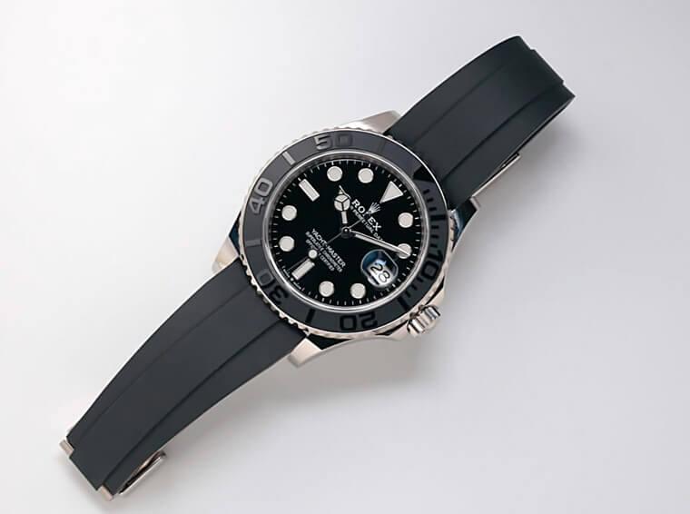 勞力士專利Oysterflex錶帶的厲害