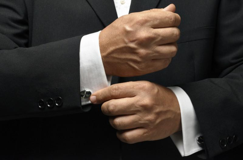 你扣對了嗎?袖扣的正確用法