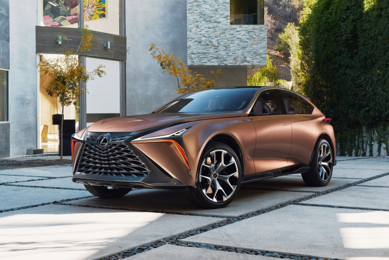 LF-1 Limitless 概念車將量產?  Lexus在美註冊「LQ」商標