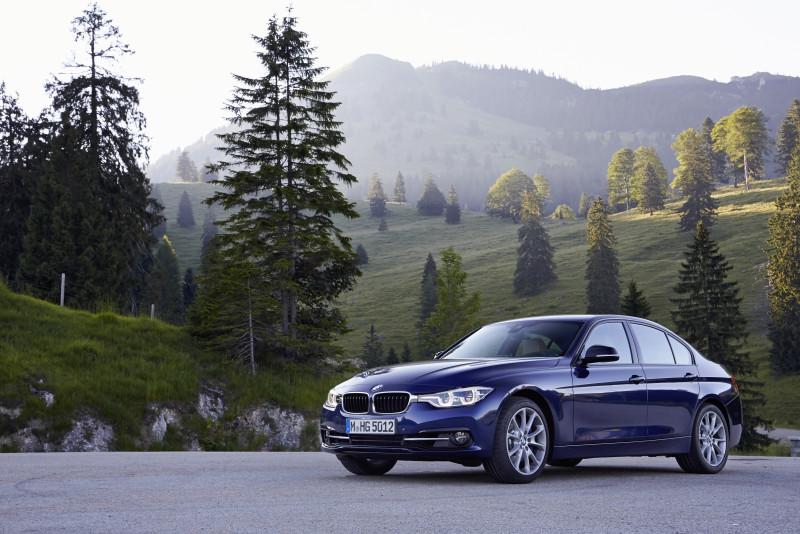 標配升級!正2018年式BMW 3系列結合智能數位駕駛座艙