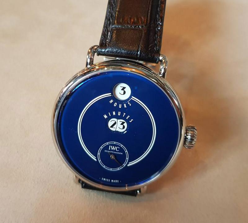 專家聊錶:回顧150年的輝煌與經典——IWC週年紀念錶
