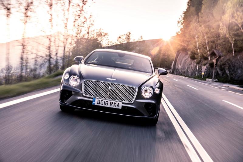 純厚成熟味 賓利Bentley第三代 Continental GT要價1420萬起