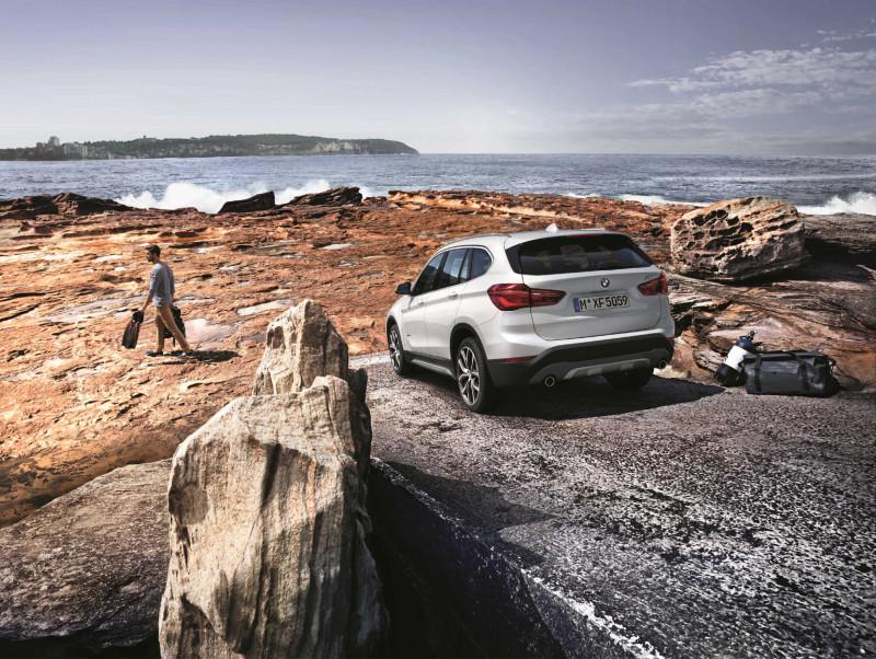 享受無限可能 BMW推出1系列、2系列AT/GT、X1優購專案