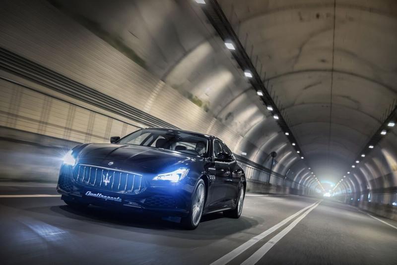 瑪莎拉蒂Maserati Quattroporte Veloce 特仕版四門轎跑限量登場