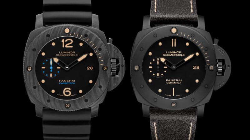 哪種黑你更中意? 沛納海508&616