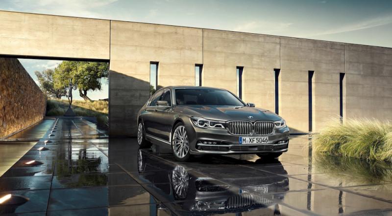 最強守護 BMW大7系列創新旗艦版上市