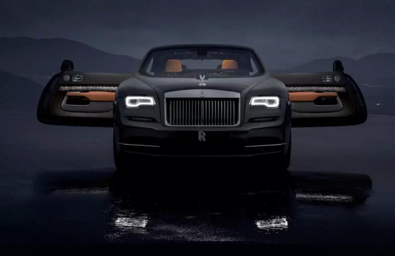 魅影幻影Ghost都是鬼?! 勞斯萊斯Rolls-Royce車款命名之謎
