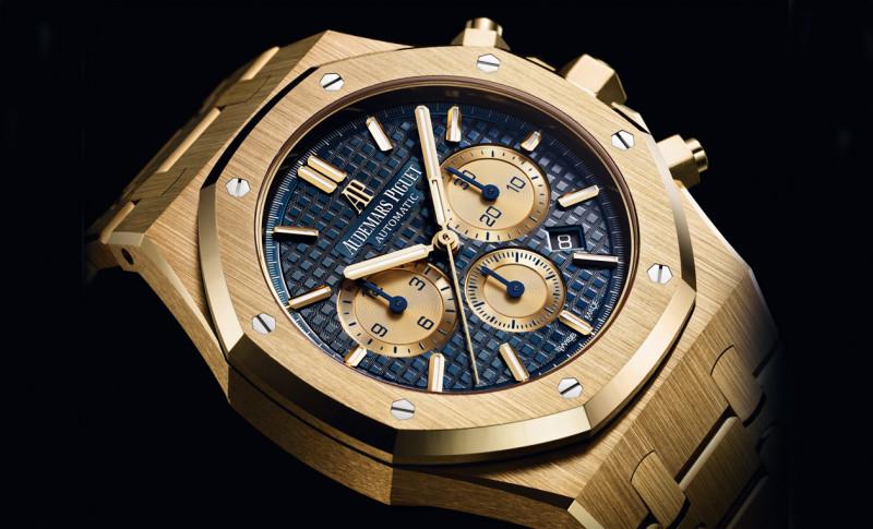 經典運動錶的黃金年代 愛彼皇家橡樹計時碼錶