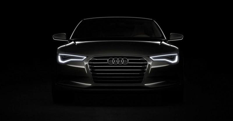 Audi的Logo为什麼是四个圈圈?