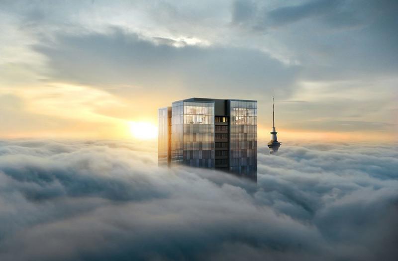 紐西蘭最貴公寓 Pacifica Towers頂層住宅