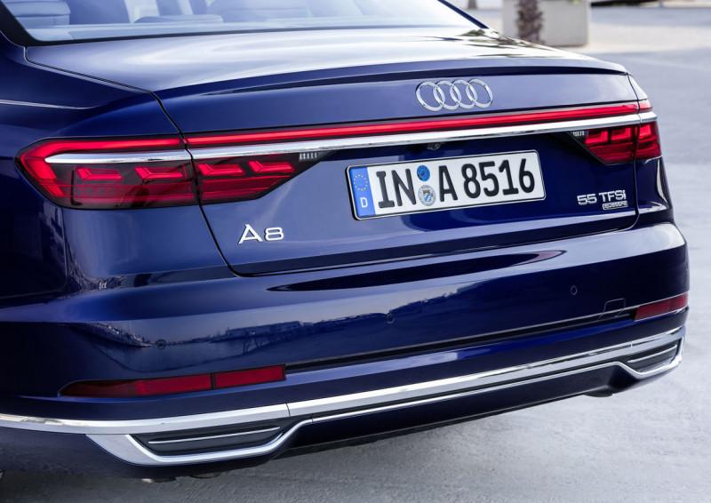 解读Audi车尾密码 奥迪车系动力规则原来是这样