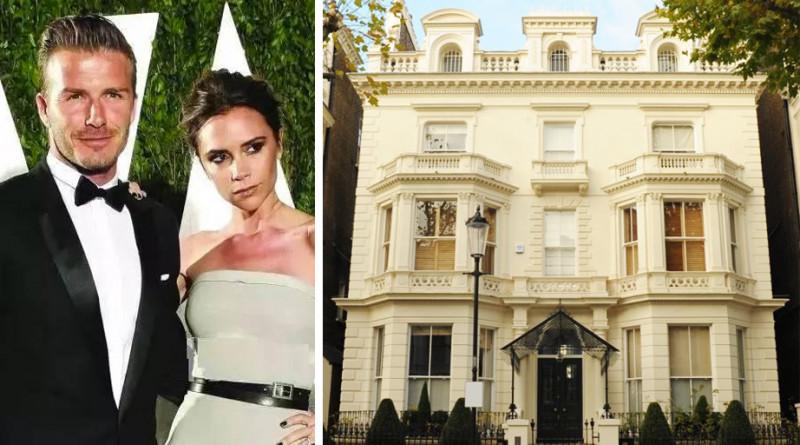 揭秘「貝金漢宮」內部風光!貝克漢夫婦的倫敦豪宅