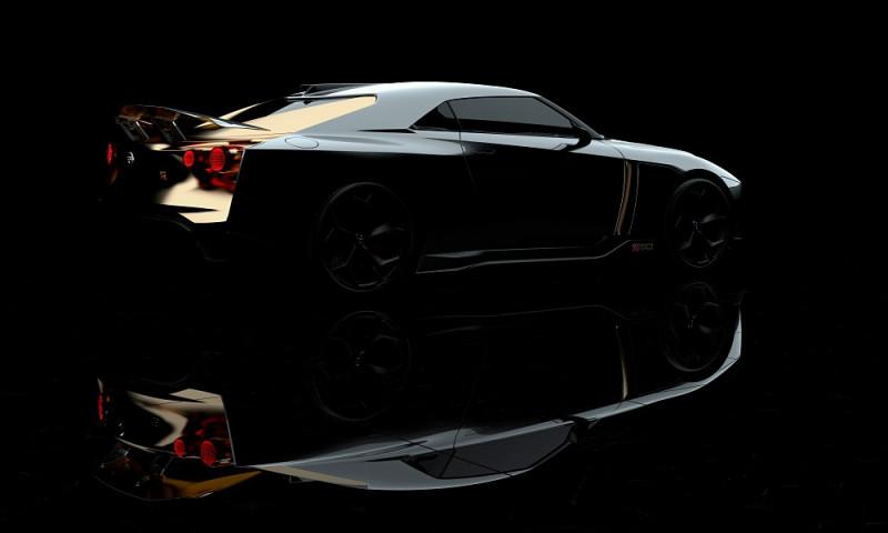 半世紀限量貨色 Nissan GT-R50東瀛戰神身價超過3千萬
